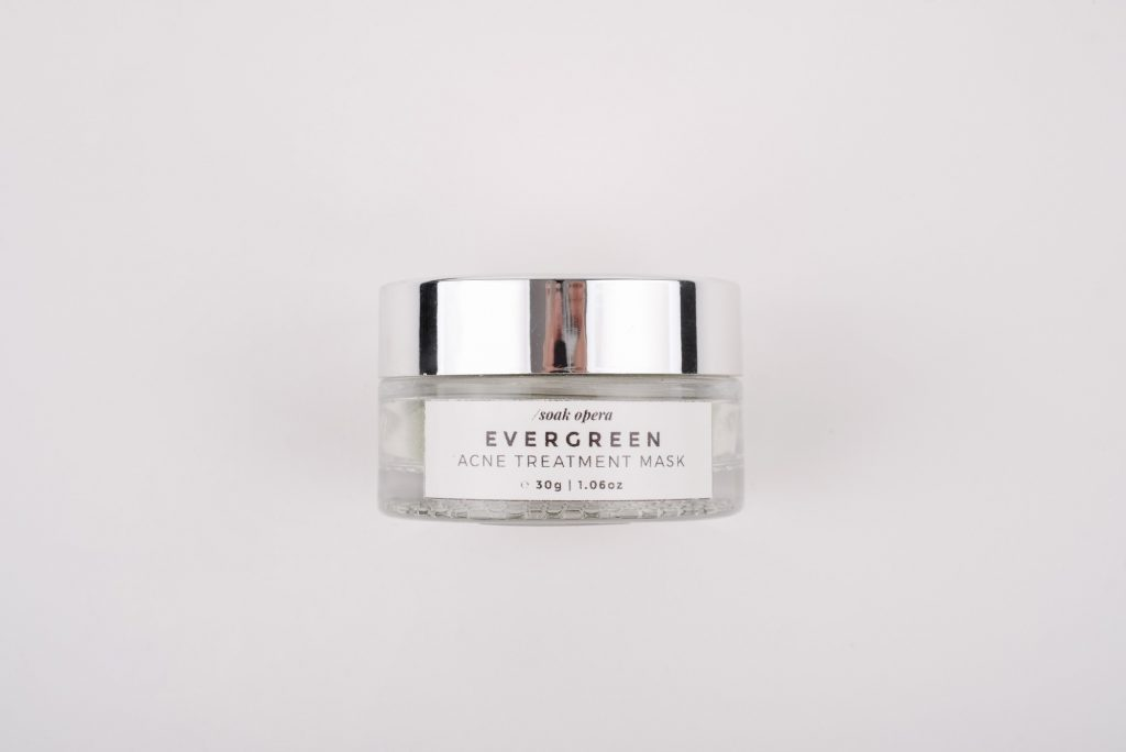 Face Mask (Evergreen) by Soak Opera PH